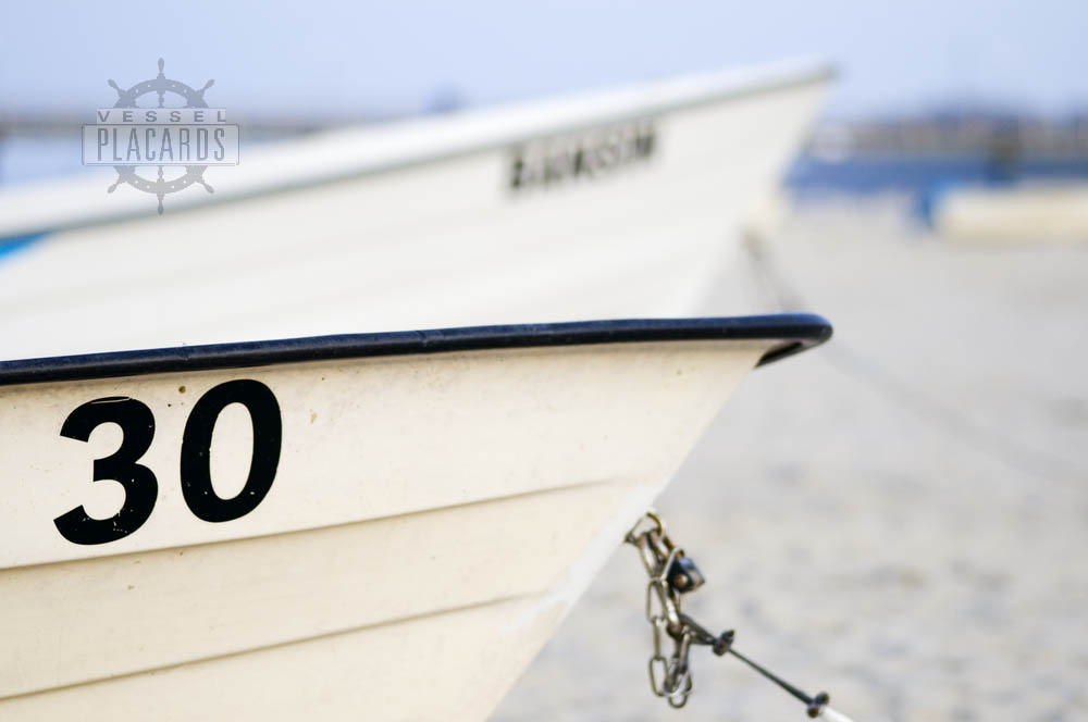 registration number for your boating needs
