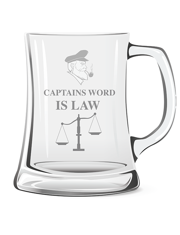 Captains Word Is Law