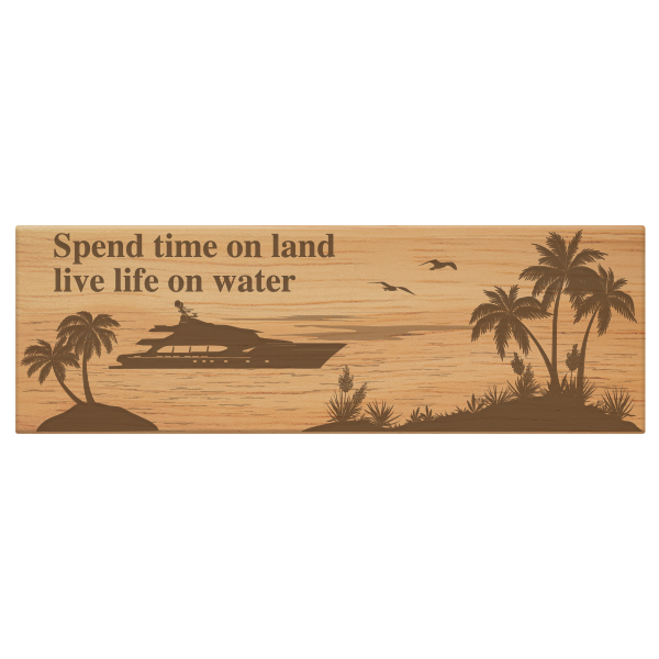 Spend Time On Land