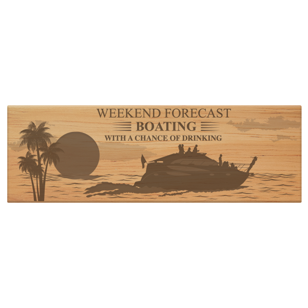 Weekend Forcast